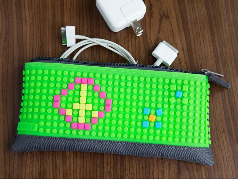 Pixit Pouch Pixel Art Case by Cassidy Labs - 5
