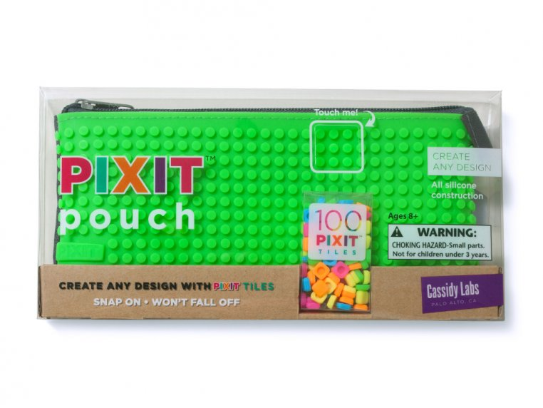 Pixit Pouch Pixel Art Case by Cassidy Labs - 7
