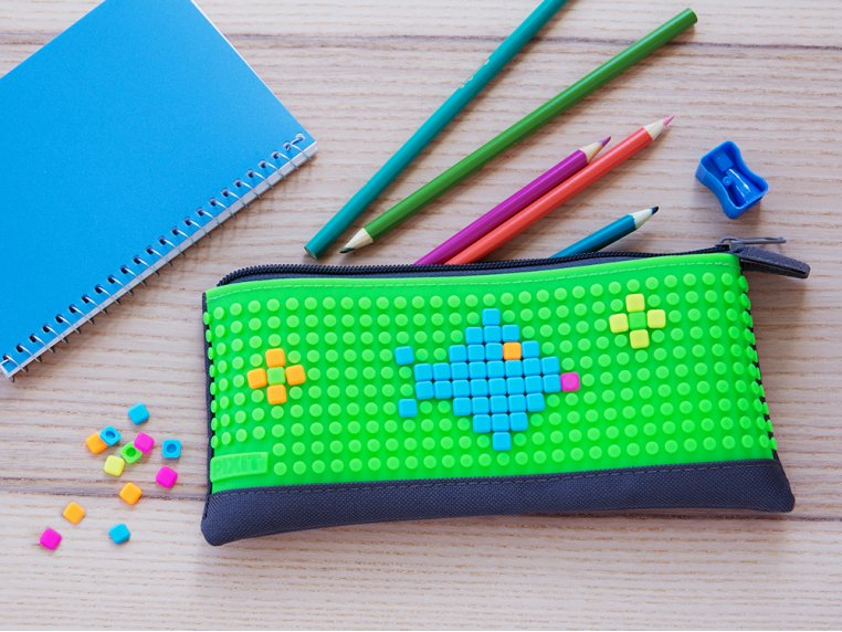 Pixit Pouch Pixel Art Case by Cassidy Labs - 1
