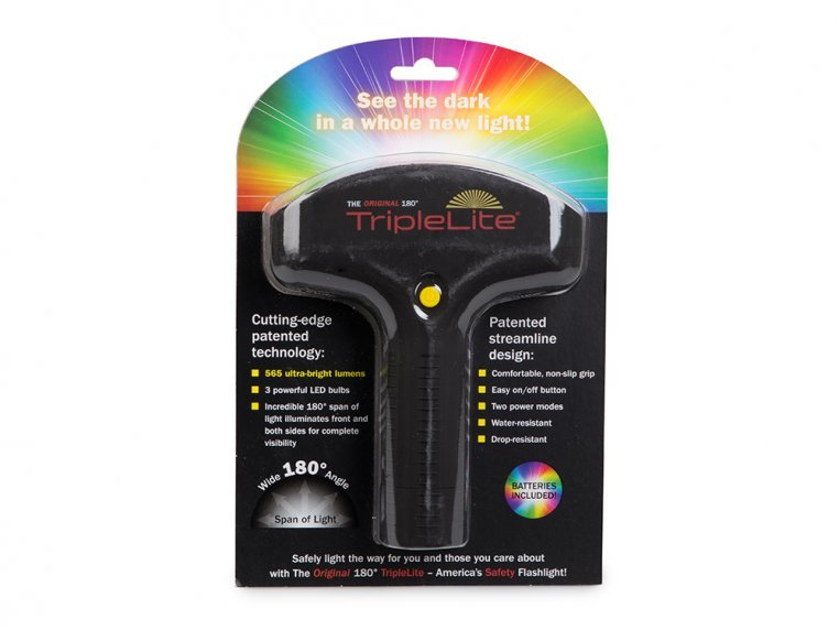 180 Degree Flashlight by TripleLite - 5