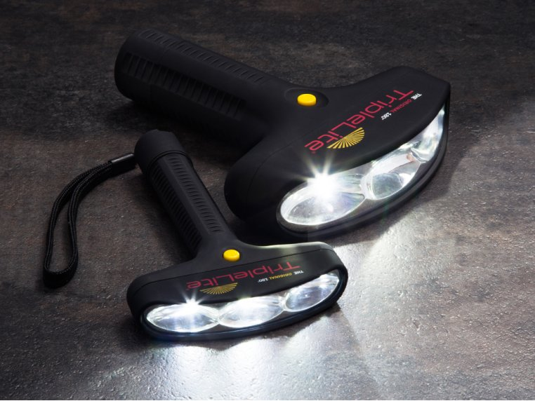 180 Degree Flashlight by TripleLite - 1