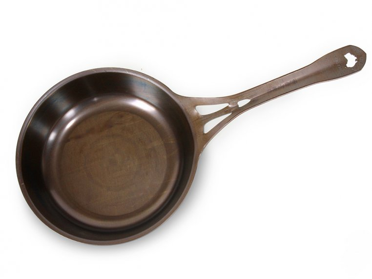 AUS-ION Steel Skillet by SOLIDTEKNICS - 9