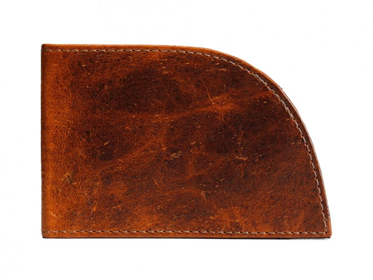 Moose Leather Front Pocket Wallet by Rogue Industries - 6