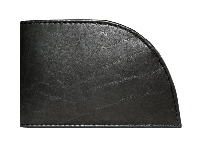 Bison Leather Front Pocket Wallet by Rogue Industries - 6