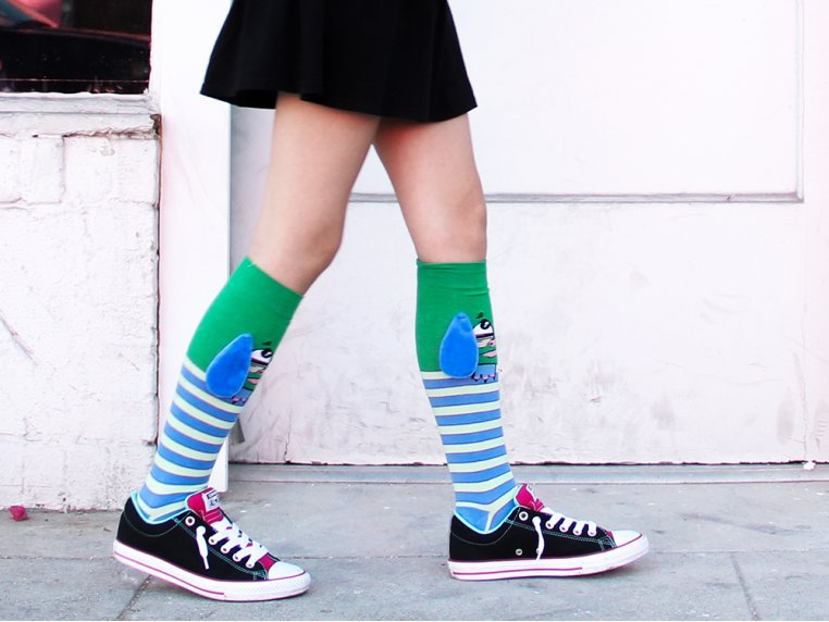 Knee High Character Socks by MooshWalks - 5