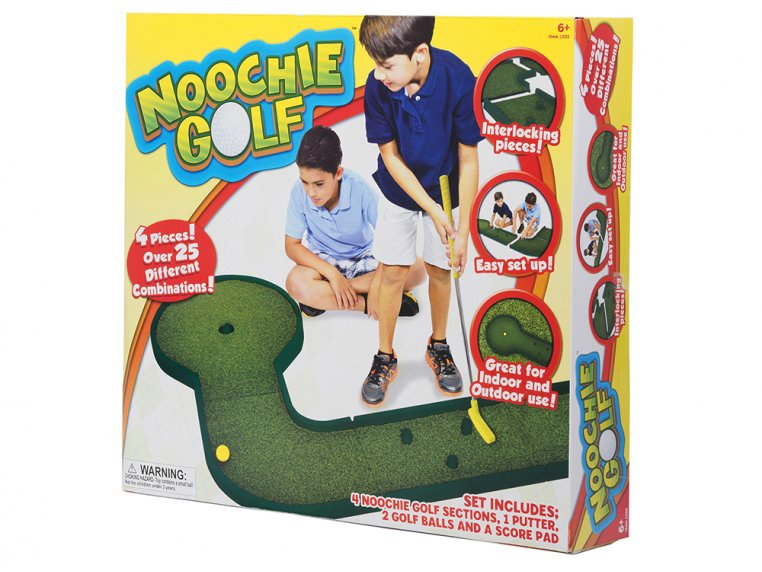 Interchangeable Putting Set by Noochie Golf - 6