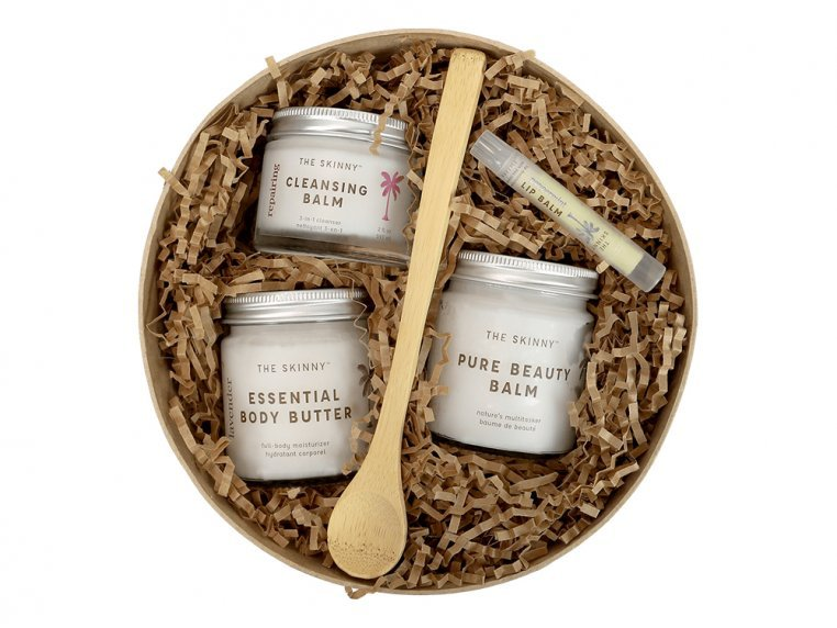 Premium Raw Coconut Oil Beauty Box by The Skinny - 1