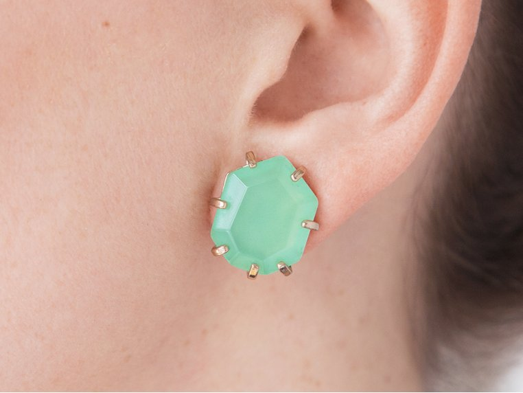 Anti-Droop Earring Lifts - Sterling Silver (One Pair) by Levears - 4
