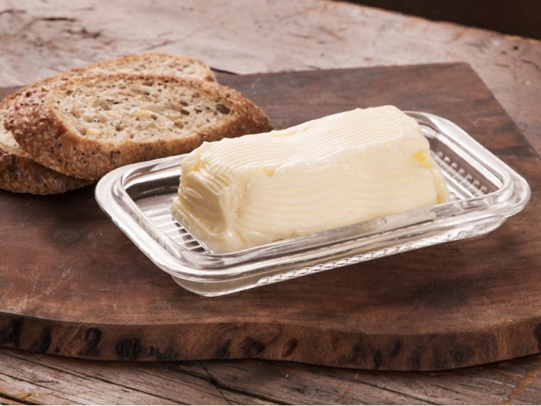 Glass Butter Dish by Kilner - 2
