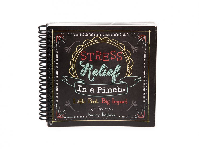 Stress Relief In A Pinch Book by Pinch Me - 4