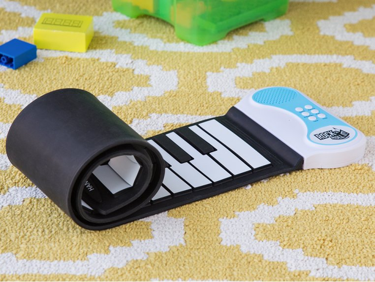 Flexible Roll-Up Piano by Rock And Roll It - 3