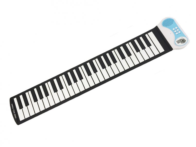 Flexible Roll-Up Piano by Rock And Roll It - 6