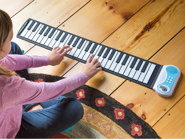 Flexible Roll-Up Piano by Rock And Roll It - 1