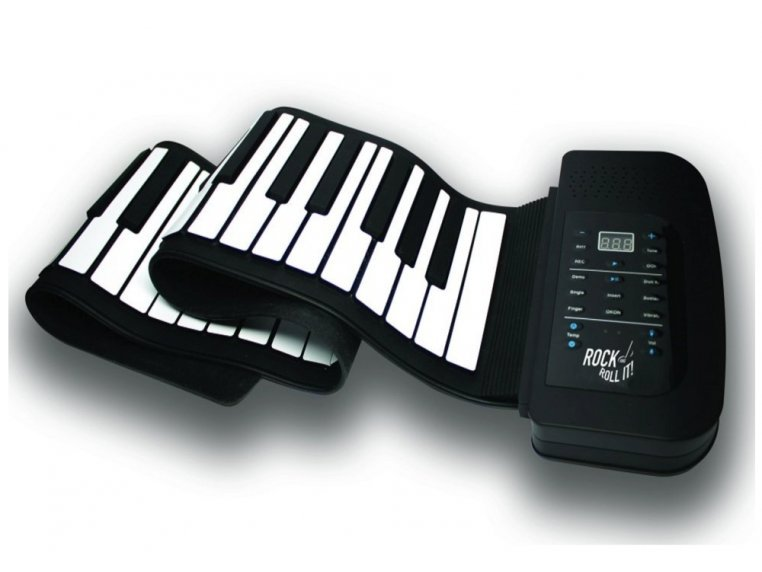 Flexible Roll-Up Piano by Rock And Roll It - 8