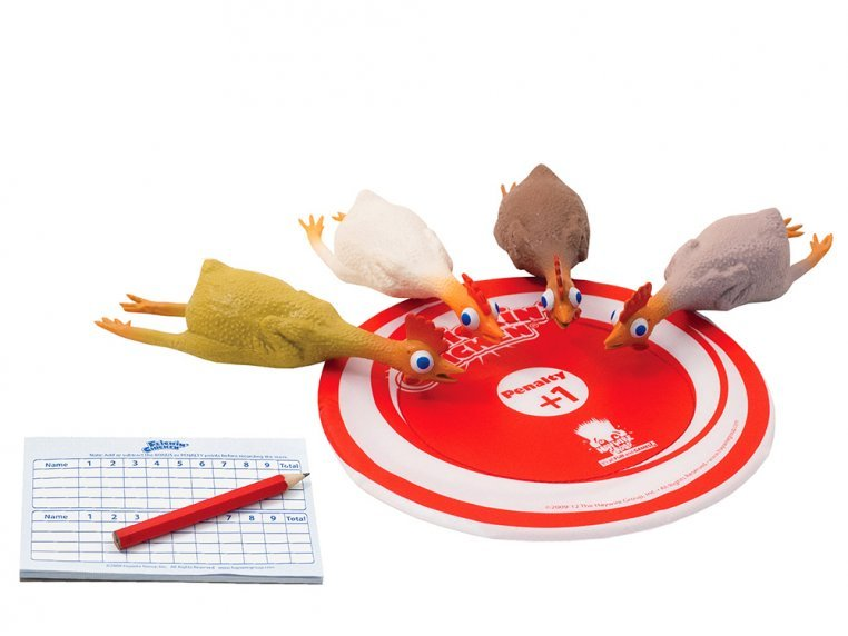 Rubber Chicken Target Game by Flickin' Chicken - 5