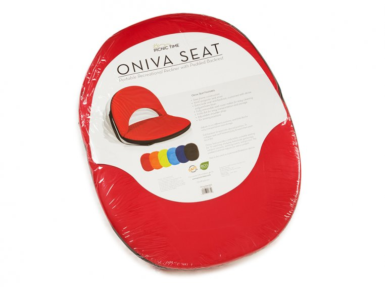 Oniva Outdoor Reclining Seat by Picnic Time - 7