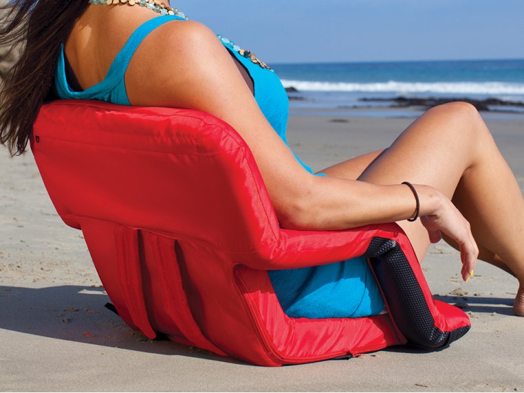 Ventura Outdoor Reclining Seat by Picnic Time - 2