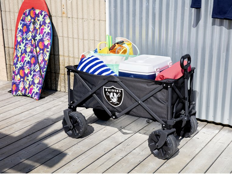 Portable Utility Wagon - Sports Edition by Picnic Time - 2
