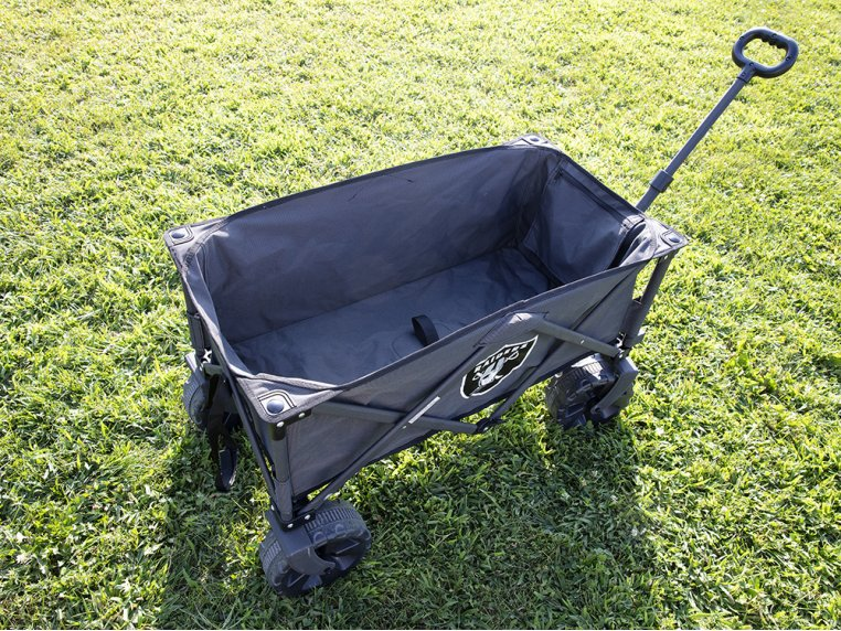 Portable Utility Wagon - Sports Edition by Picnic Time - 3