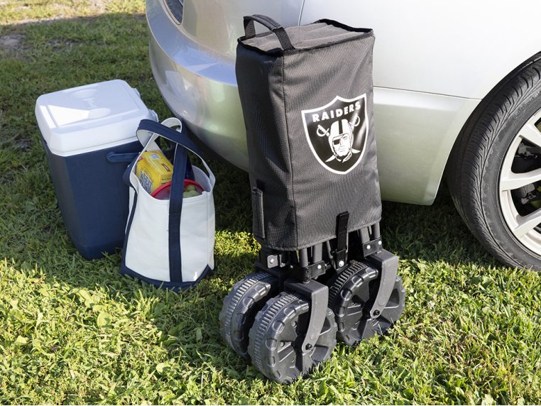 Portable Utility Wagon - Sports Edition by Picnic Time - 4