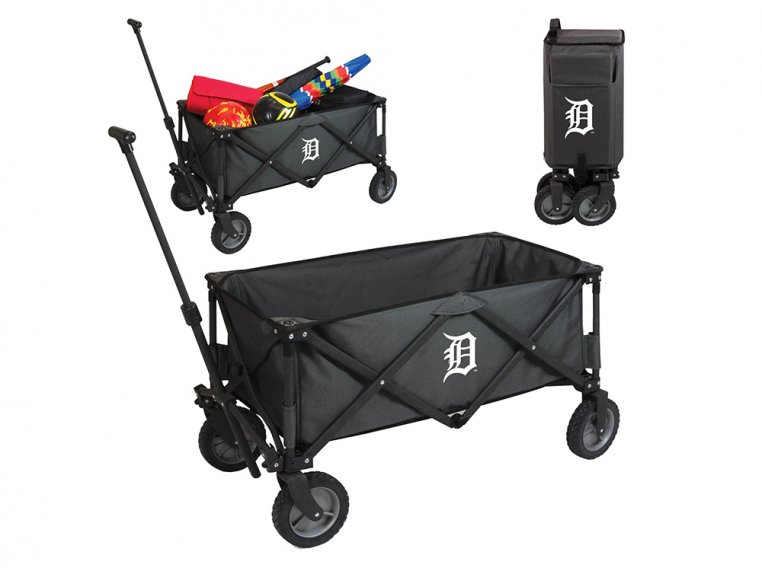 Portable Utility Wagon - Sports Edition by Picnic Time - 5