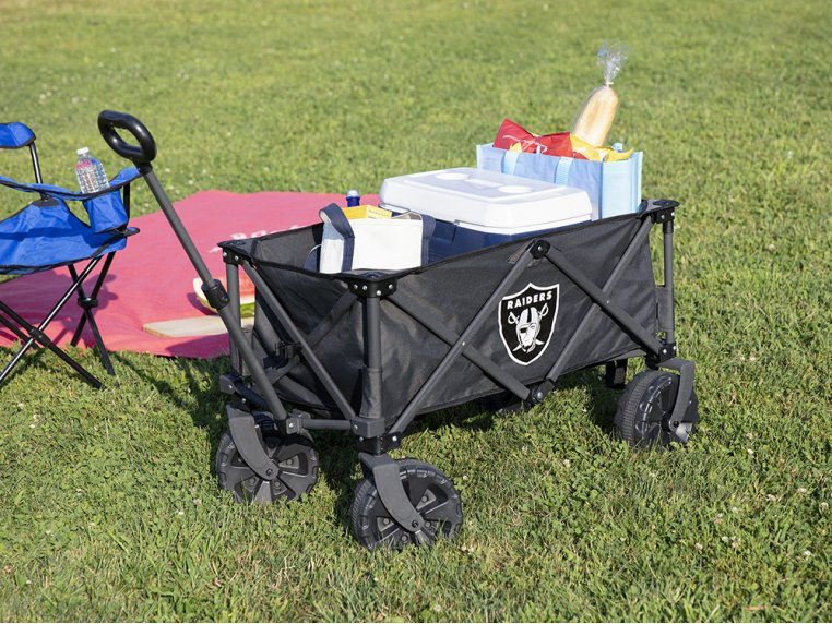 Portable Utility Wagon - Sports Edition by Picnic Time - 1