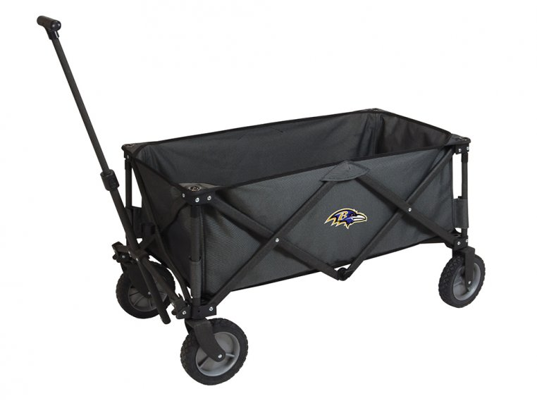 Portable Utility Wagon - Sports Edition by Picnic Time - 8