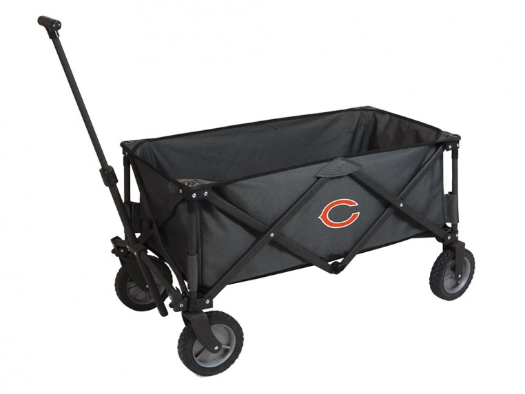 Portable Utility Wagon - Sports Edition by Picnic Time - 11