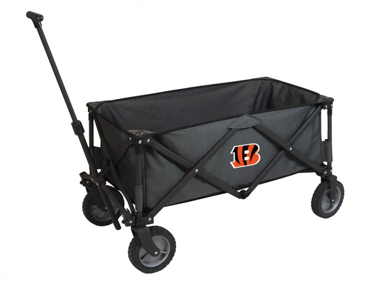 Portable Utility Wagon - Sports Edition by Picnic Time - 12