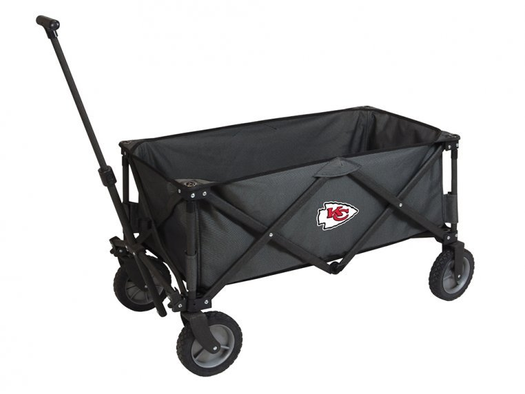 Portable Utility Wagon - Sports Edition by Picnic Time - 21