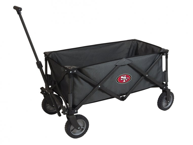 Portable Utility Wagon - Sports Edition by Picnic Time - 33