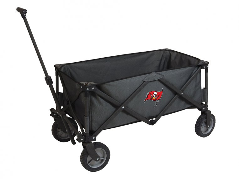 Portable Utility Wagon - Sports Edition by Picnic Time - 35