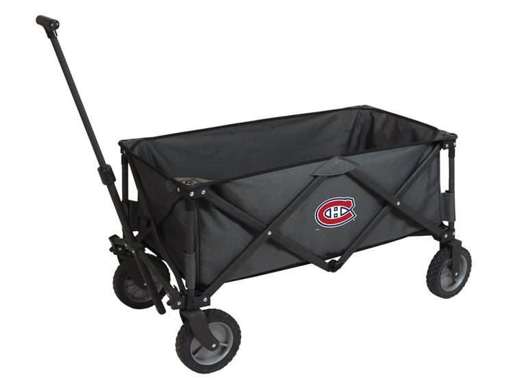 Portable Utility Wagon - Sports Edition by Picnic Time - 53