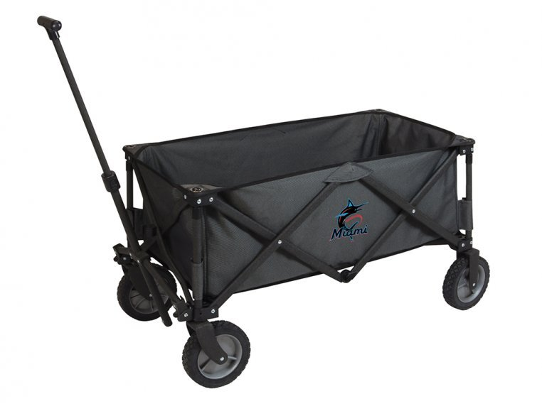 Portable Utility Wagon - Sports Edition by Picnic Time - 83