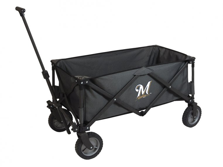 Portable Utility Wagon - Sports Edition by Picnic Time - 84