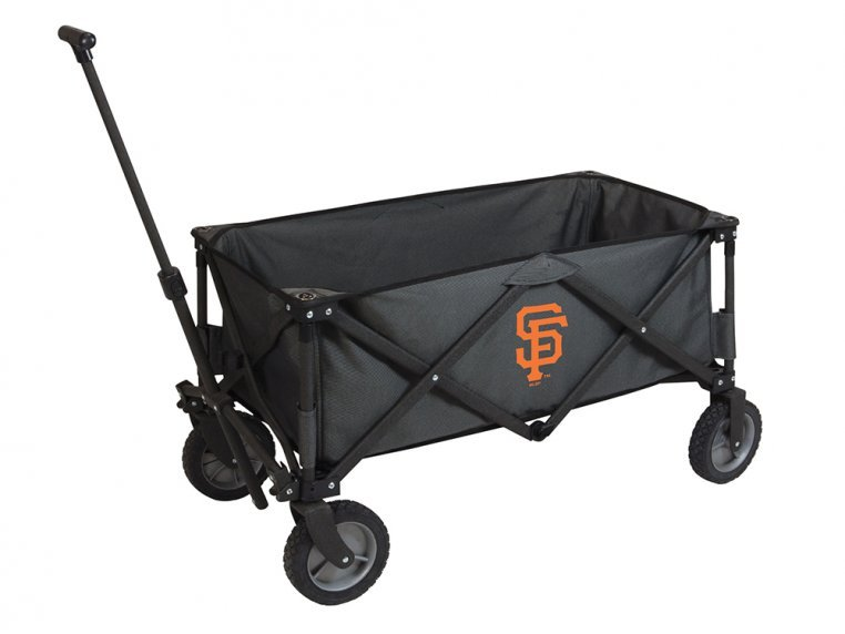 Portable Utility Wagon - Sports Edition by Picnic Time - 92