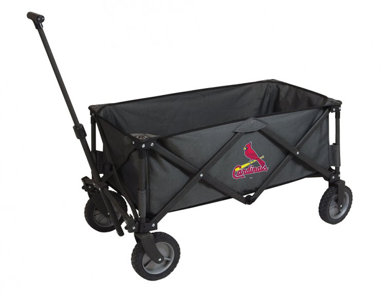 Portable Utility Wagon - Sports Edition by Picnic Time - 94
