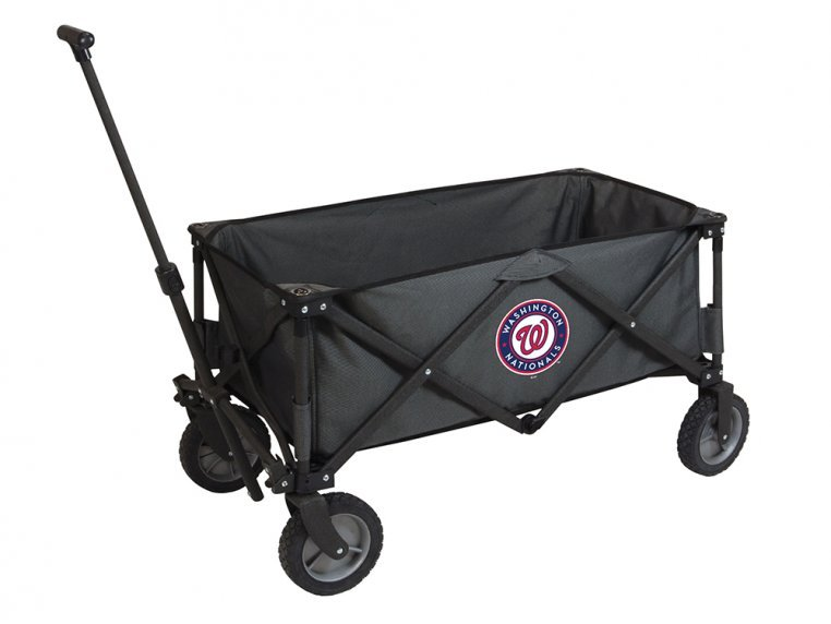 Portable Utility Wagon - Sports Edition by Picnic Time - 98