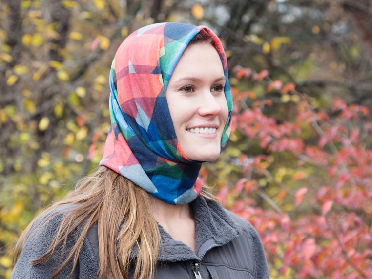 Multi-Way Head Wrap by WRAP! - 3