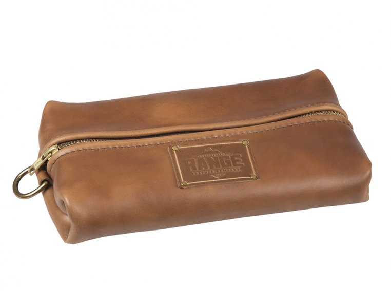 Travellr Dopp Case by Range Leather Co. - 5