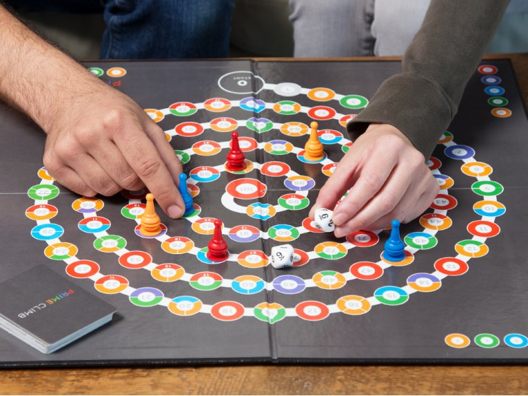 Prime Climb Board Game by Math for Love - 3