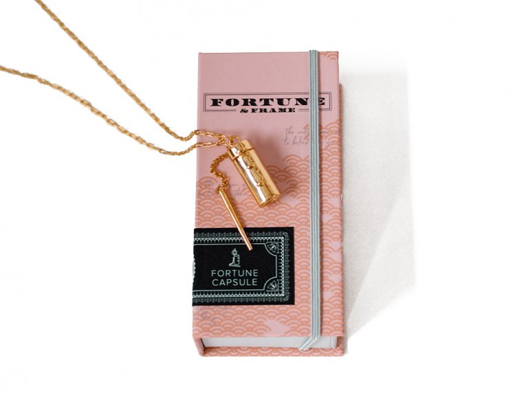 Capsule & Wand Locket by Fortune & Frame - 3