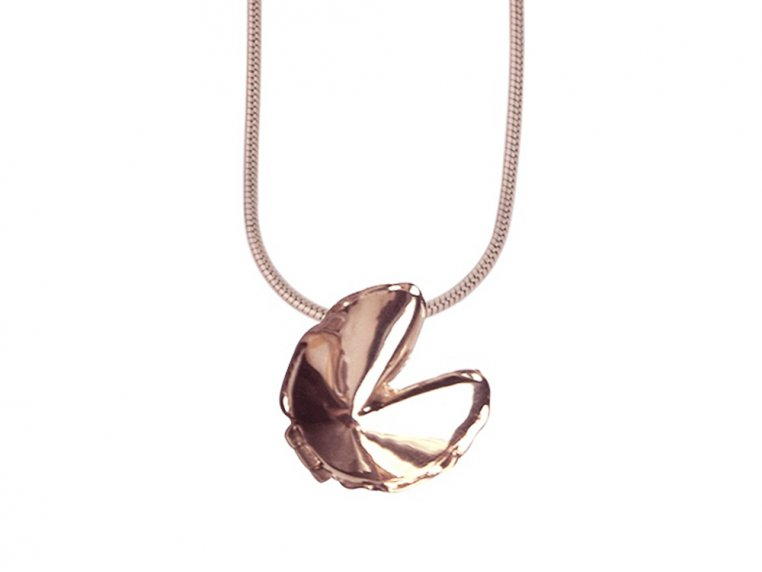 Fortune Cookie Locket by Fortune & Frame - 7