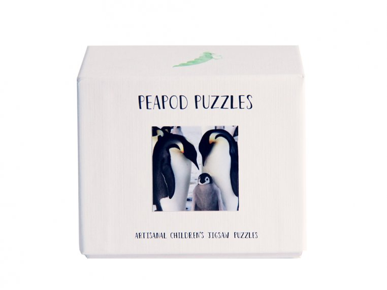 Children's Wooden Jigsaw Puzzle by Zen Art & Design - 4