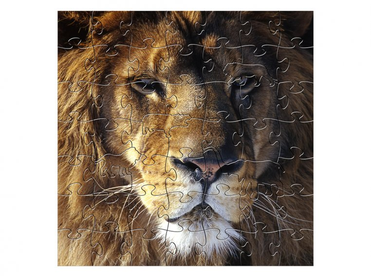 Children's Wooden Jigsaw Puzzle by Zen Art & Design - 8