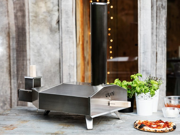 Uuni 3 Wood Fired Pizza Oven by Uuni - 1