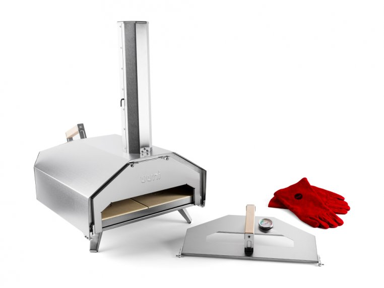 Uuni Pro Multi-Fueled Outdoor Pizza Oven by Uuni Pro - 4