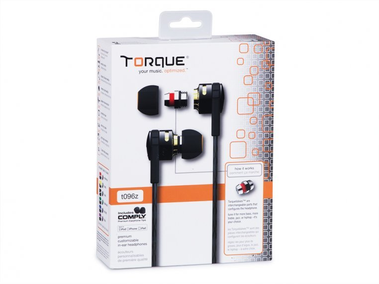 Customizable In-Ear Headphone by Torque Audio - 8