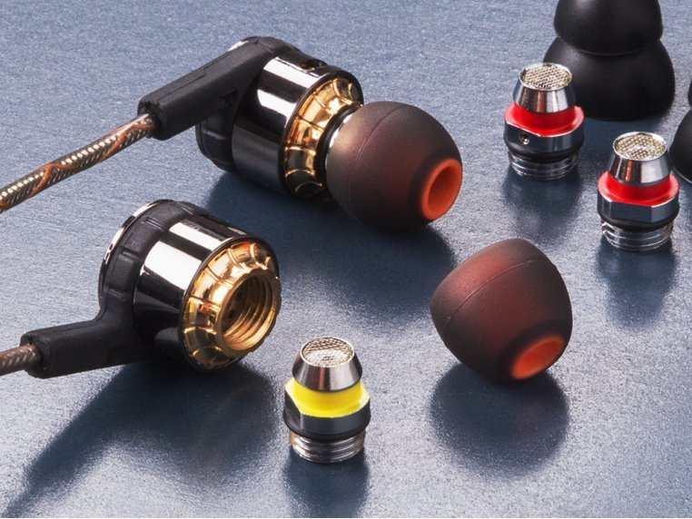 Customizable In-Ear Headphone by Torque Audio - 1