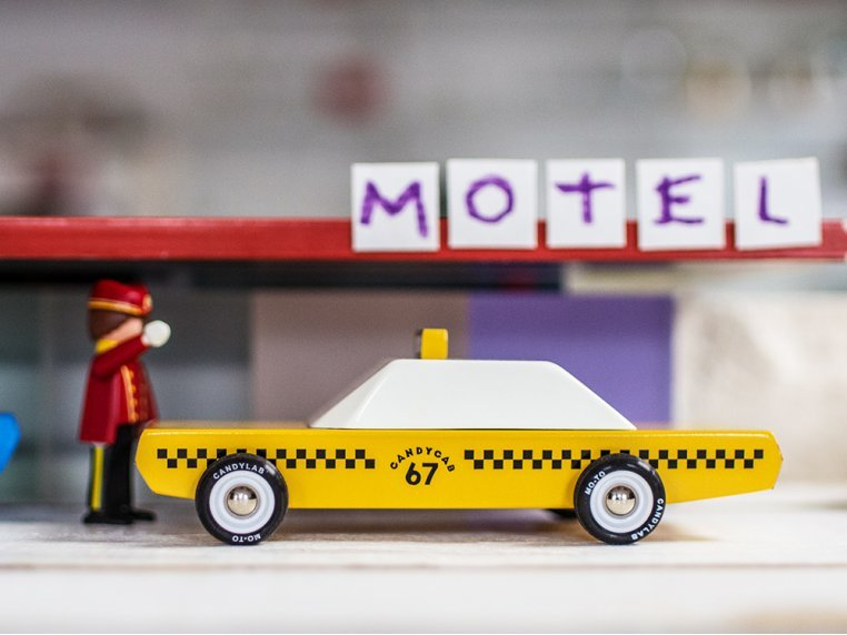 Vintage Model Car by Candylab Toys - 2
